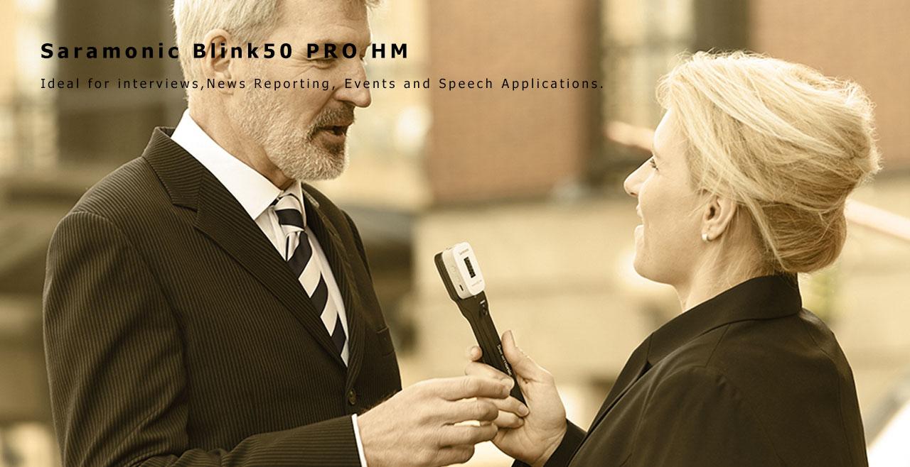 Saramonic Blink500 Pro HM Content