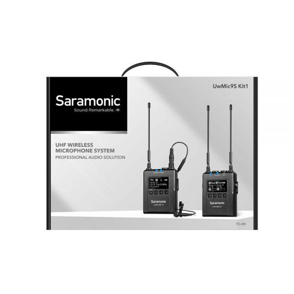 Saramonic Uwmic9s Kit1 Box
