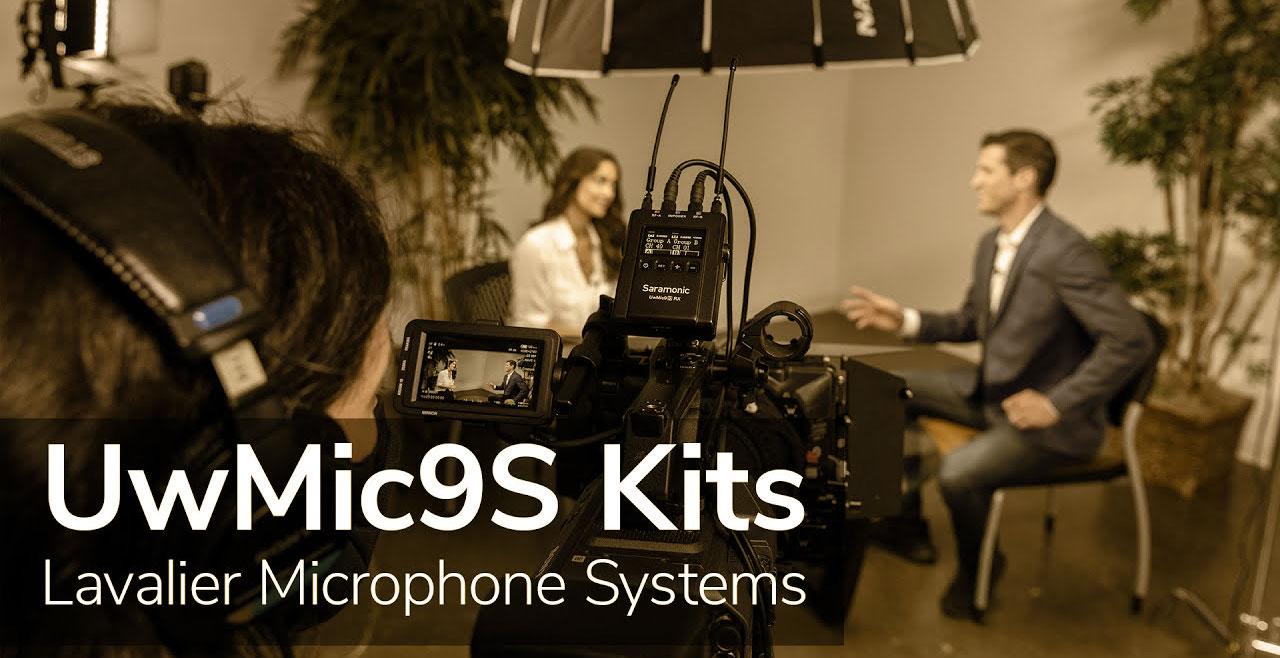 Saramonic Uwmic9s Kits Content