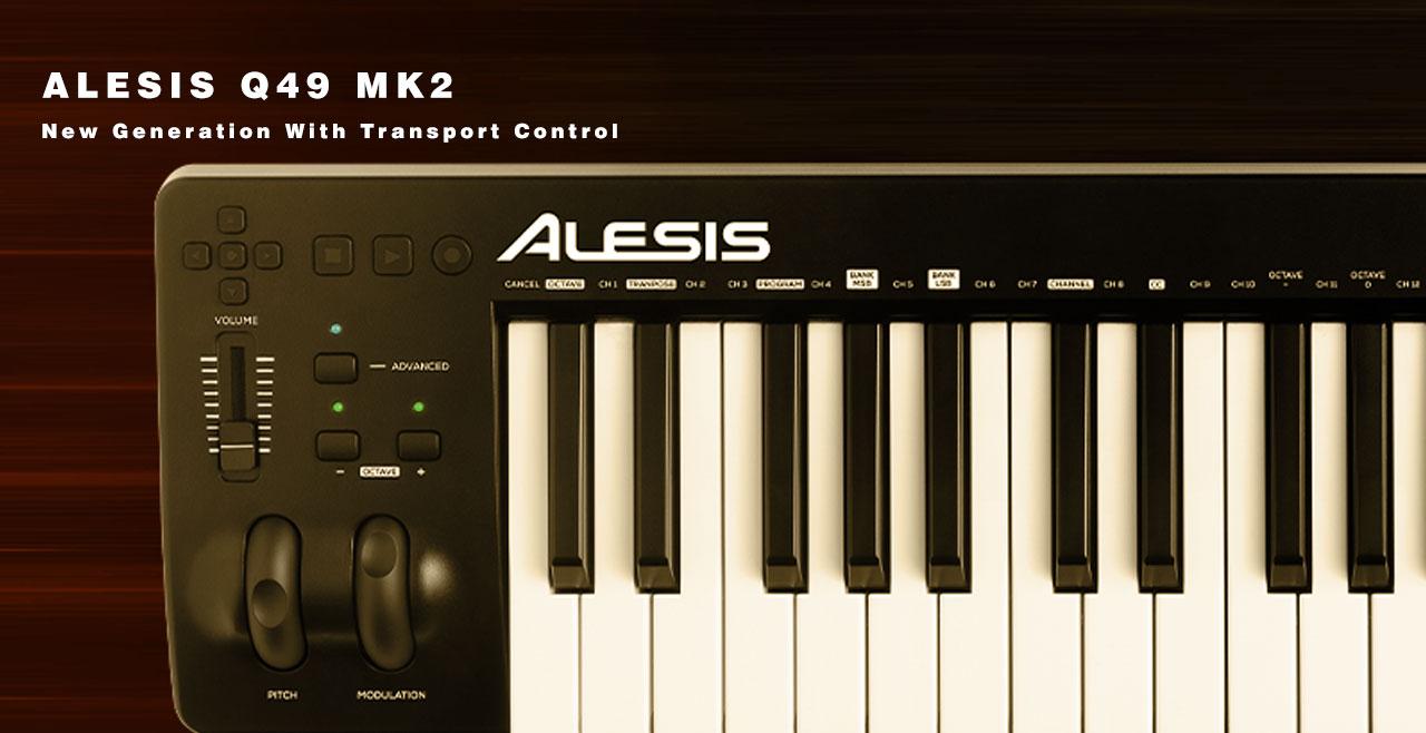 Alesis Q49 MK2 Content