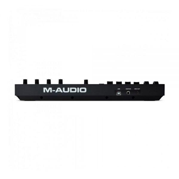 M-Audio Oxygen Pro Mini Back
