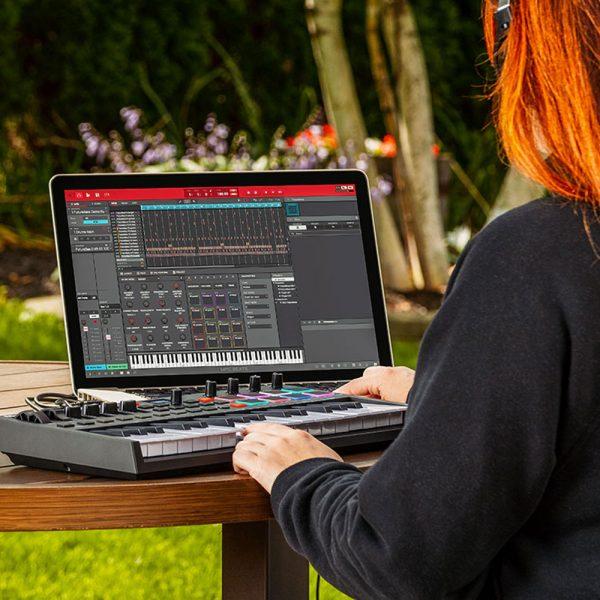 M-Audio Oxygen Pro Mini Software